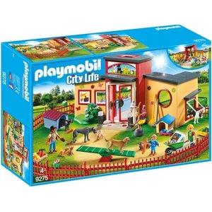 Playmobil City Life Dierenpension 9275