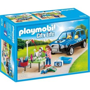 Playmobil City Life Mobiele Hondensalon 9278