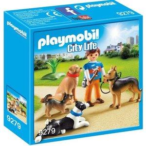 Playmobil City Life Hondenbegeleider 9279