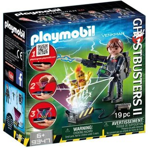Playmobil Ghostbusters Peter Venkman 9347