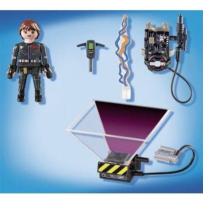 Playmobil Playmobil Ghostbusters Peter Venkman 9347