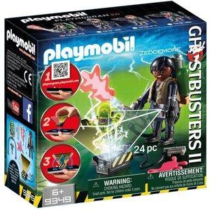 Playmobil Ghostbusters Winston Zeddemore 9349