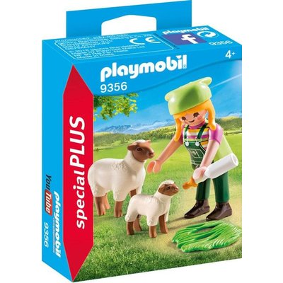 Playmobil Playmobil Special Plus Schapenhoedster 9356