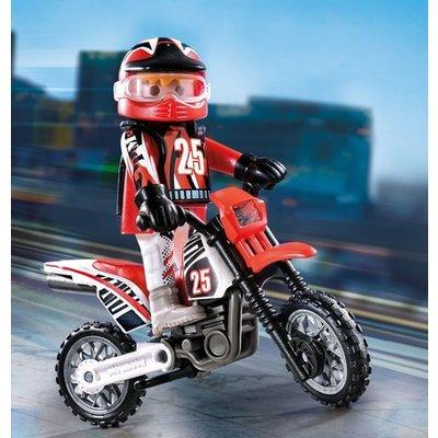 Playmobil Playmobil Special Plus Motorcrosser 9357