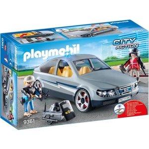 Playmobil City Action SIE Anonieme Wagen 9361