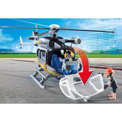 Playmobil Playmobil City Action SIE Helikopter 9363