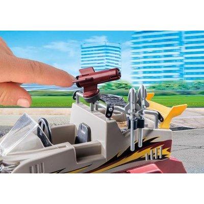 Playmobil Playmobil City Action Amfibievoertuig 9364
