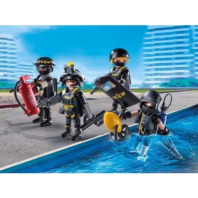 Playmobil Playmobil City Action SIE Team 9365