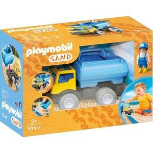 Playmobil Sand Vrachtwagen met Watertank 9144