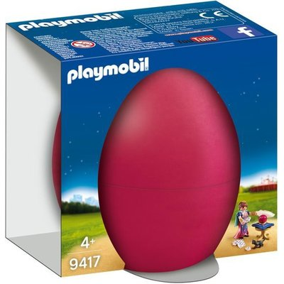 Playmobil Playmobil City Life Waarzegster Ei 9417