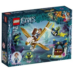 Lego Elves Emily Jones en de Adelaar Ontsnapping 41190