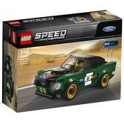 Lego Lego Speed Champions Ford Mustang Fastback 75884