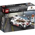 Lego Speed Champions Porsche 919 Hybrid 75887