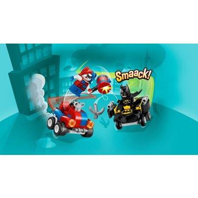Lego Lego Super Heroes Batman vs Harley Quinn Mighty Micros 76092