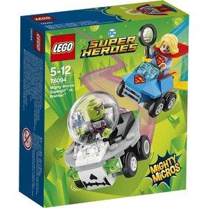 Lego Super Heroes Supergirl vs Brainiac Mighty Micros 79094