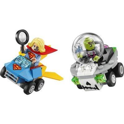 Lego Lego Super Heroes Supergirl vs Brainiac Mighty Micros 79094