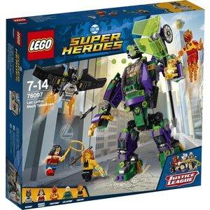 Lego Super Heroes Lex Luthor Mecha Overwinning 76097