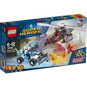 Lego Super Heroes Speedforce Vriesachtervolging 76098