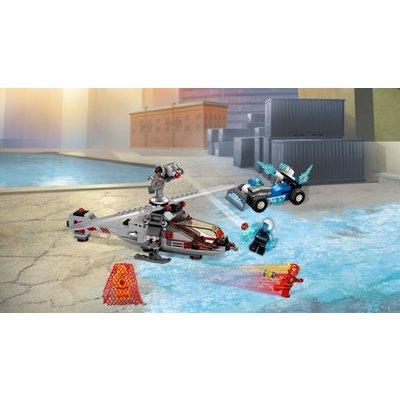 Lego Lego Super Heroes Speedforce Vriesachtervolging 76098