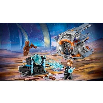 Lego Lego Super Heroes Thor's Wapenzoektocht 76102