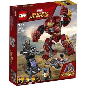 Lego Super Heroes Het Hulkbuster Duel 76104