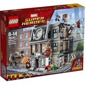 Lego Lego Super Heroes Sanctum Sanctorum Duel 76108