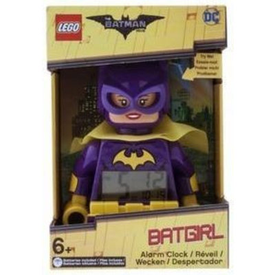 Lego Lego Batman the Movie Batgirl Wekker