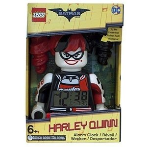 Lego Batman the Movie Harley Quinn Wekker