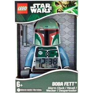 Lego Star Wars Boba Fett Wekker