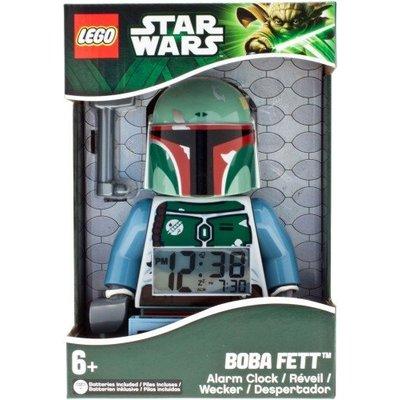 Lego Lego Star Wars Boba Fett Wekker