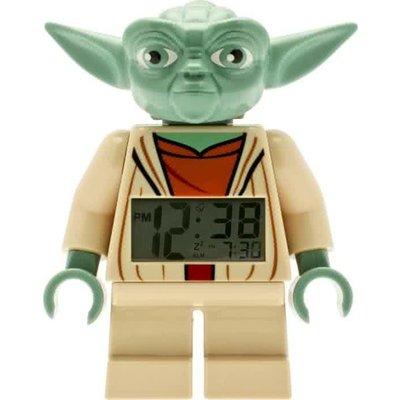 Lego Lego Star Wars Yoda Wekker