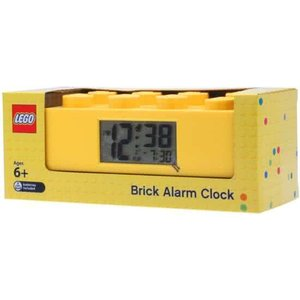 Lego Classic Wekker Geel