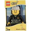 Lego City Brandweerman Wekker