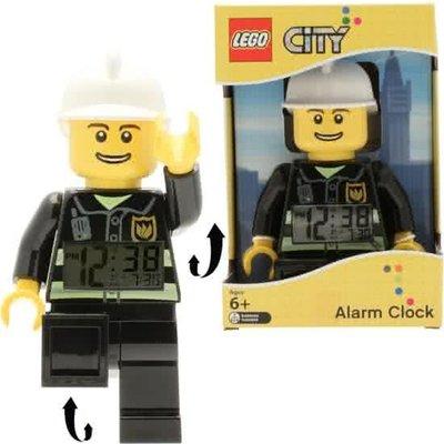 Lego Lego City Brandweerman Wekker