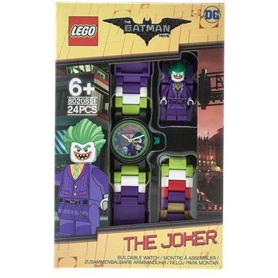 Lego Lego Batman the Movie The Joker Horloge