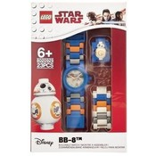 Lego Lego Star Wars BB-8 Horloge