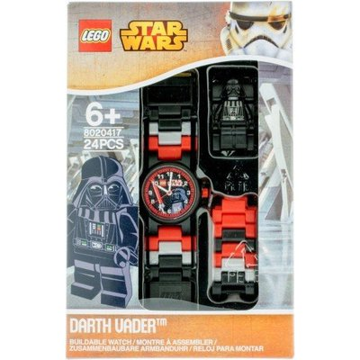 Lego Lego Star Wars Darth Vader Horloge