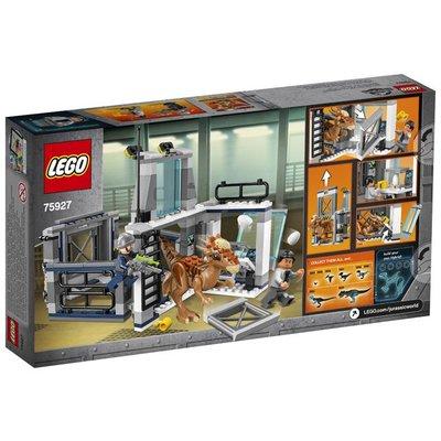 Lego Lego Jurassic World Ontsnapping van Stygimiloch 75927