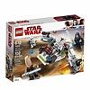 Lego Lego Star Wars Jedi en Clone Troopers Battlepack 75206