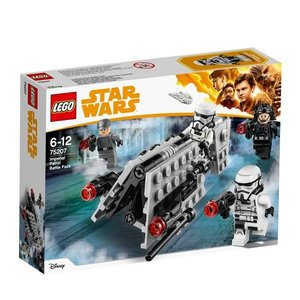 Lego Star Wars Keizerlijke Patrouille Battlepack 75207