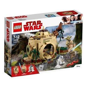 Lego Star Wars Yoda´s Hut 75208