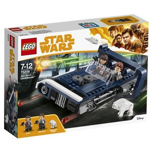 Lego Star Wars Han Solo's Land Speeder 75209