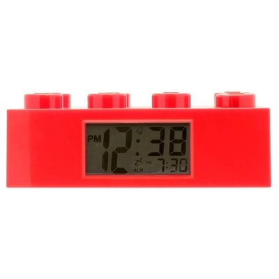 Lego Lego Classic Wekker Rood