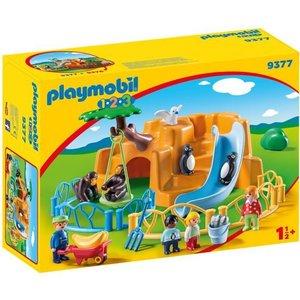Playmobil 123 Dierenpark 9377