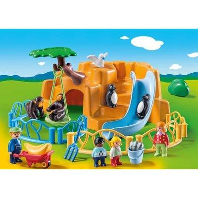 Playmobil Playmobil 123 Dierenpark 9377