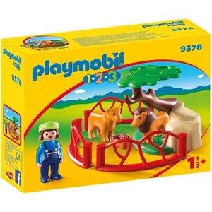 Playmobil 123 Leeuwenverblijf 9378