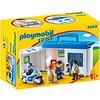 Playmobil Playmobil 123 Meeneem Politiestation 9382
