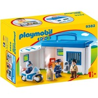 Playmobil 123 Meeneem Politiestation 9382