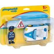 Playmobil Playmobil 123 Politiewagen 9384