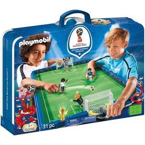Playmobil FIFA Meeneem Voetbalstadion 9298
